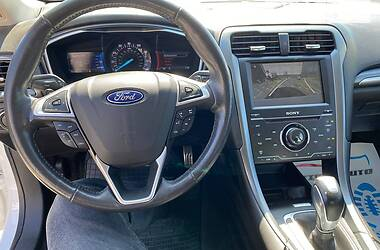 Ford Fusion 2015 в Львове