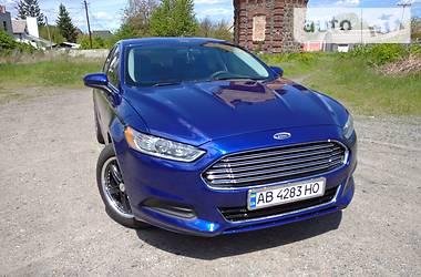 Седан Ford Fusion 2013 в Калиновке
