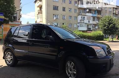 Хэтчбек Ford Fusion 2007 в Надворной