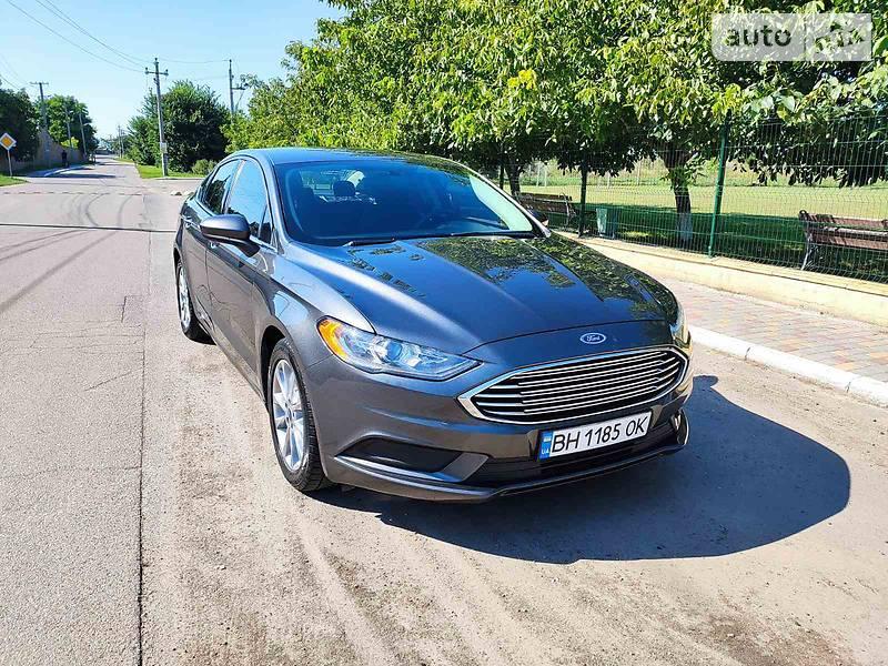 Седан Ford Fusion 2017 в Одессе
