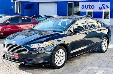Седан Ford Fusion 2020 в Одессе