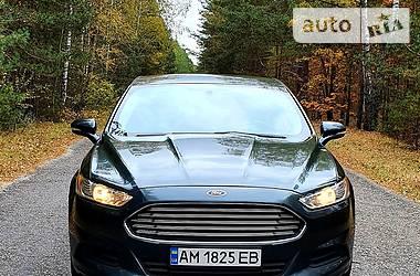 Седан Ford Fusion 2015 в Житомире