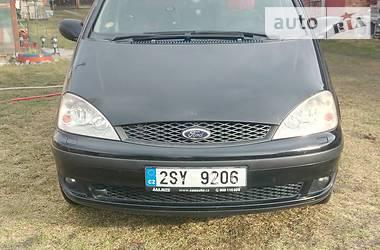 Ford Galaxy 2003 в Львове