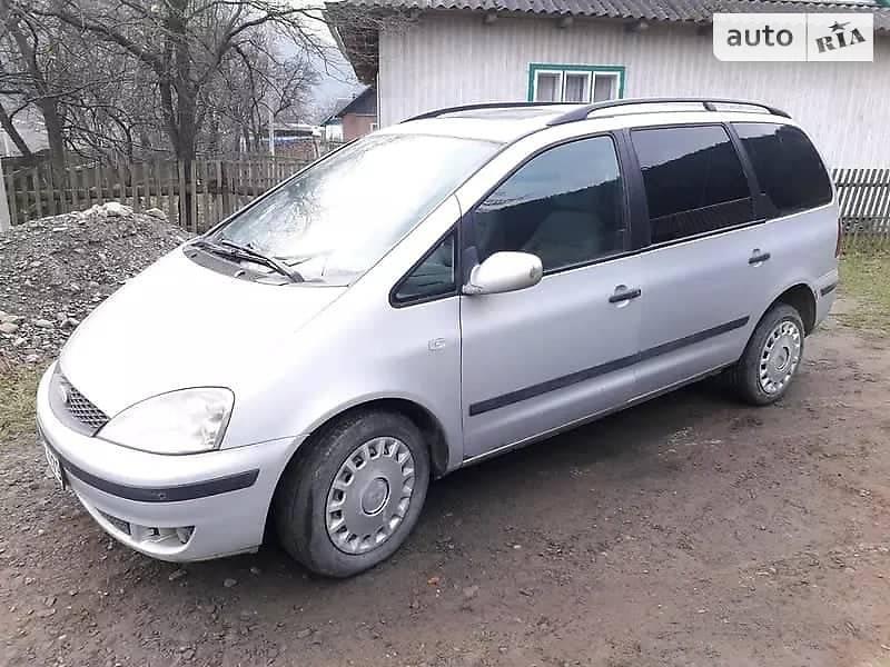 Ford Galaxy 2002 в Коломые