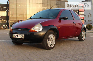 Ford KA 1997 в Львове