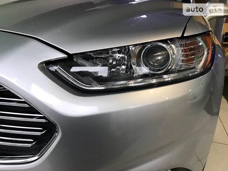 Ford Mondeo 2016 в Ивано-Франковске