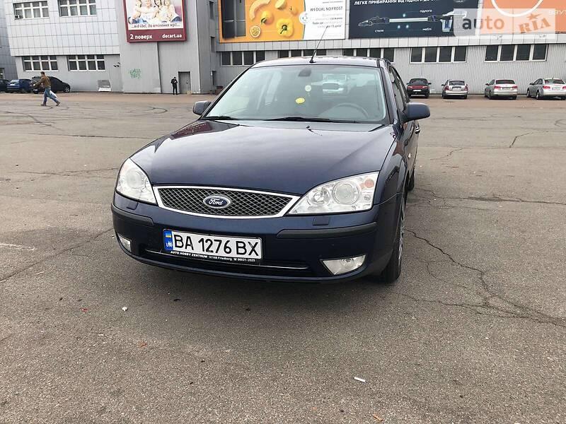 Ford Mondeo 2005 в Киеве