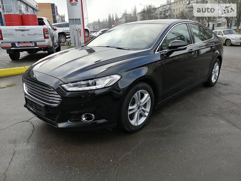 Ford Mondeo 2018 в Николаеве
