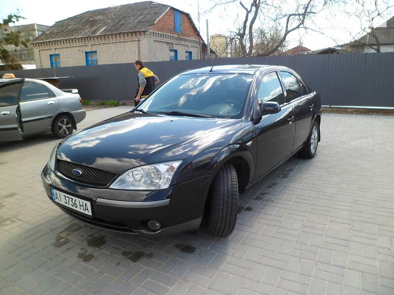 Ford Mondeo 2002 в Переяславе-Хмельницком