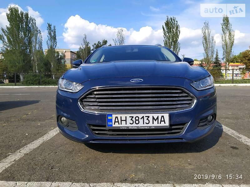 Ford Mondeo 2015 в Дружковке