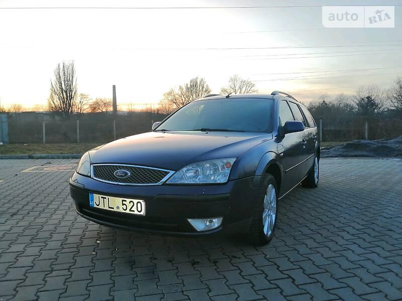 Ford Mondeo 2004 в Черновцах