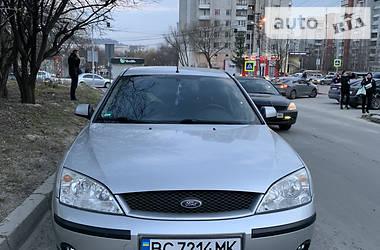 Седан Ford Mondeo 2001 в Львові