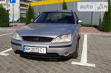 Седан Ford Mondeo 2002 в Житомире