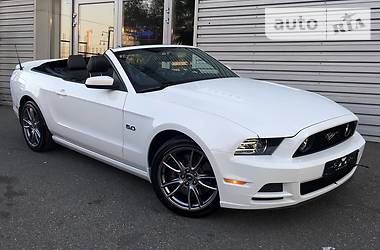 Ford Mustang GT 5.0 2014