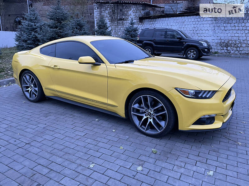 Ford Mustang 2017 в Днепре