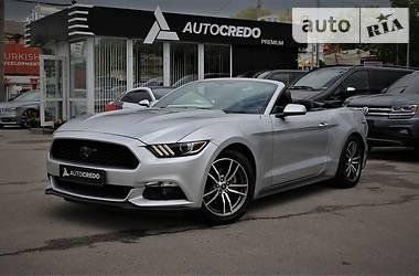 Кабриолет Ford Mustang 2017 в Харькове