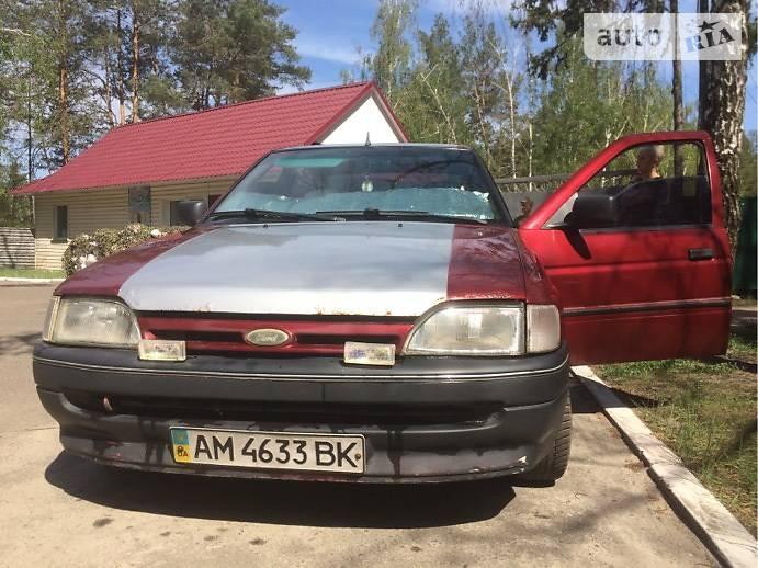 Ford Orion 1991 в Буче