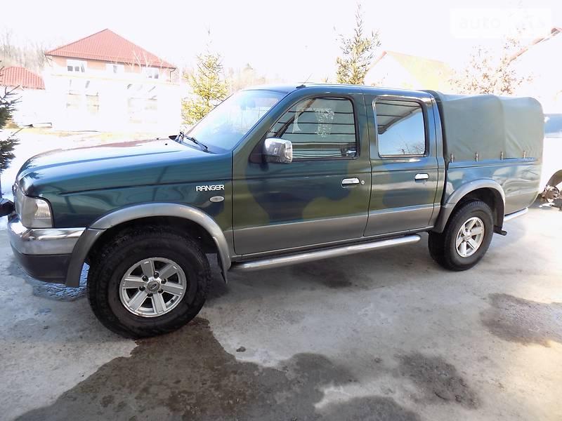 Ford Ranger 2004 в Киеве