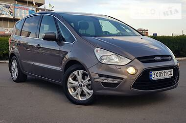 Ford S-Max 2014 в Киеве