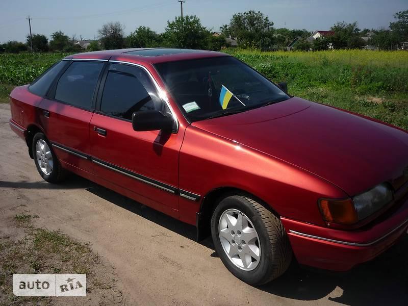 Ford Scorpio 1987 в Кропивницком