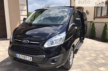 Легковой фургон (до 1,5 т) Ford Tourneo Custom 2013 в Черновцах