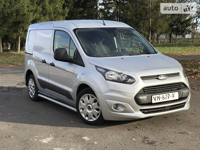 Ford Transit Connect груз. 2015 в Дубно