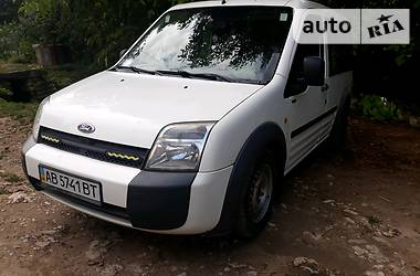 Ford Transit Connect пасс. 2006 в Могилев-Подольске