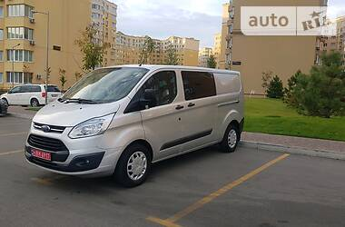 Ford Transit Custom груз-пас 2015 в Киеве