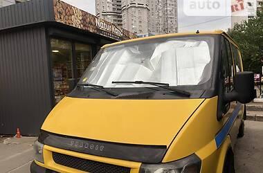 Легковий фургон (до 1,5т) Ford Transit Custom груз-пас 2007 в Києві