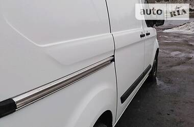 Легковой фургон (до 1,5 т) Ford Transit Custom груз. 2016 в Малине