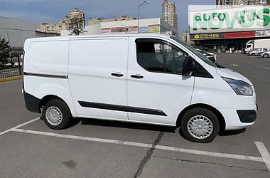 Микроавтобус грузовой (до 3,5т) Ford Transit Custom груз. 2013 в Киеве