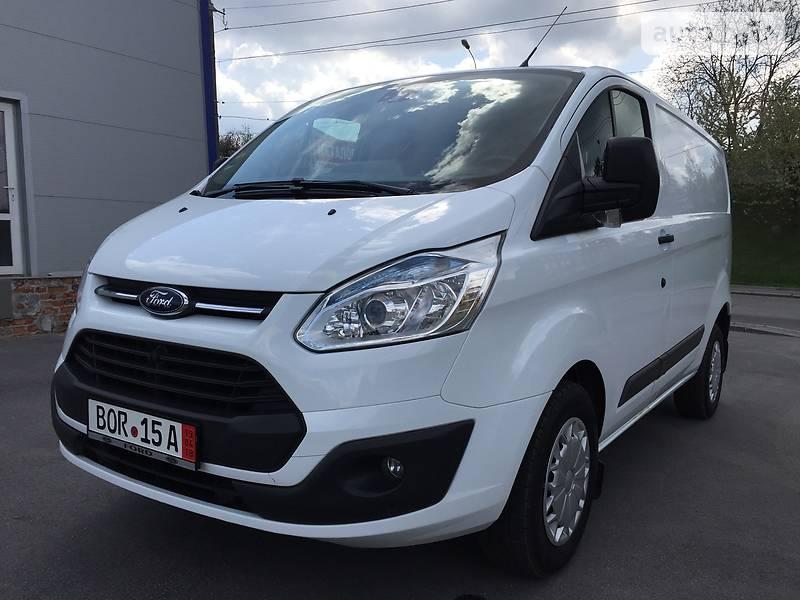 Ford Transit Custom 2014 в Виннице