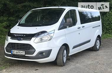 Ford Transit Custom 2014 в Жидачове