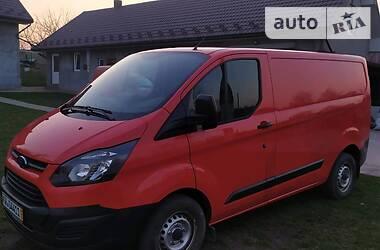 Ford Transit Custom 2016 в Ивано-Франковске