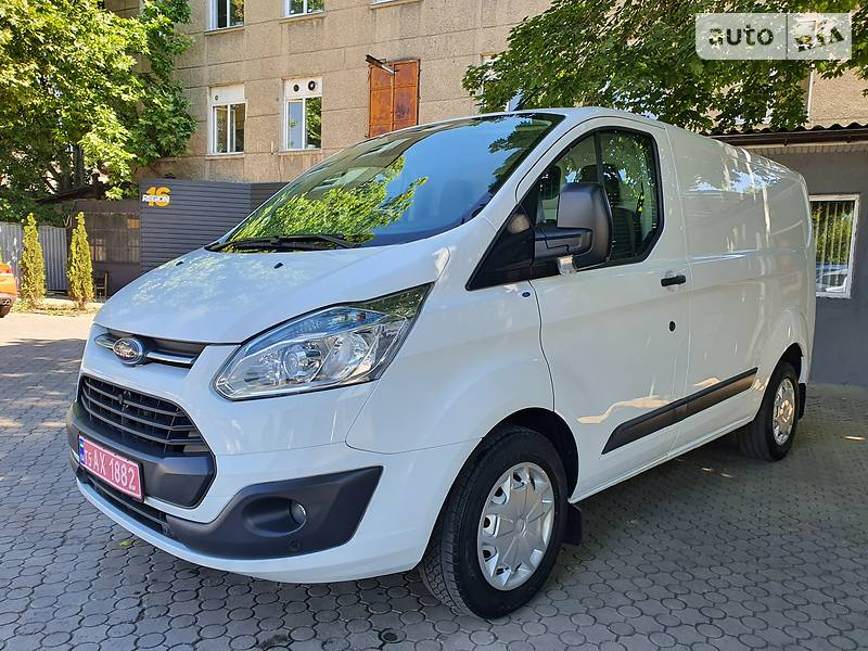 Ford Transit Custom 2015 в Одессе