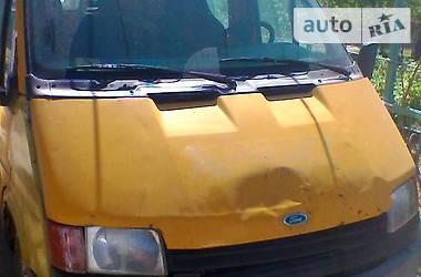 Ford Transit груз.-пасс. 1987 в Николаеве