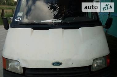 Ford Transit груз.-пасс. 1987 в Житомире