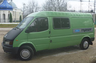 Ford Transit груз.-пасс. 2000 в Виннице