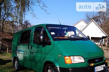 Ford Transit груз.-пасс. 2000 в Ужгороде