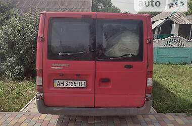 Легковой фургон (до 1,5 т) Ford Transit груз.-пасс. 2006 в Доброполье