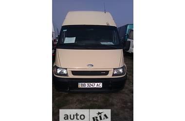 Ford Transit груз. 2003 в Черновцах