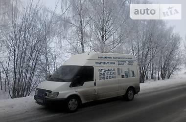 Ford Transit груз. 2004 в Житомире