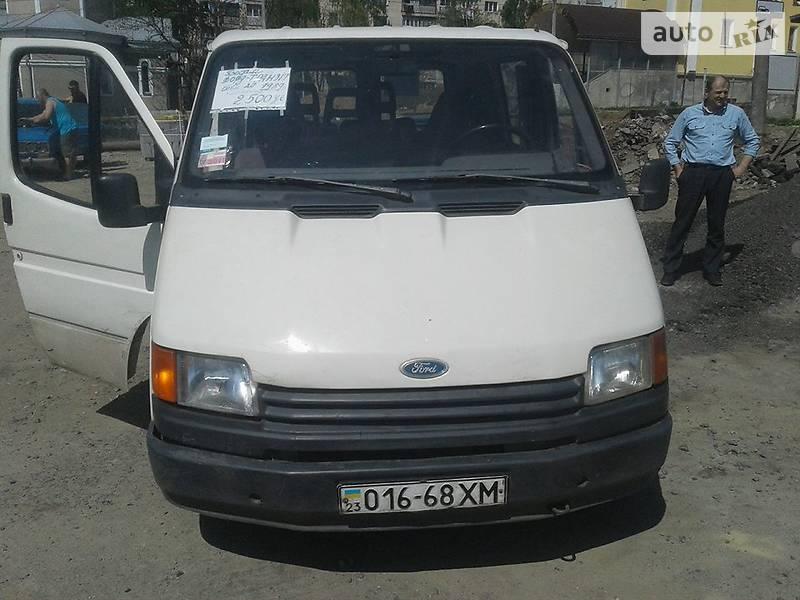 Ford Transit груз. 1989 в Хмельницькому