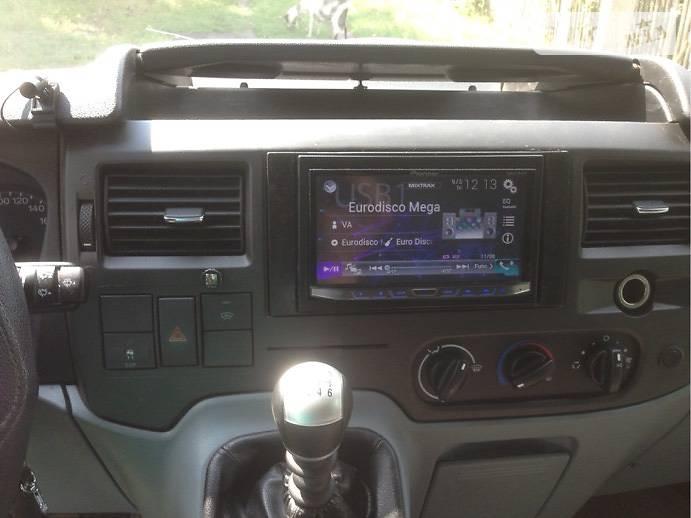 Ford Transit груз. 2014 в Лозовой