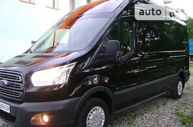 Ford Transit груз. 2015 в Івано-Франківську
