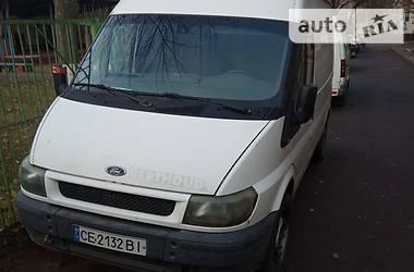 Ford Transit груз. 2000 в Новоднестровске