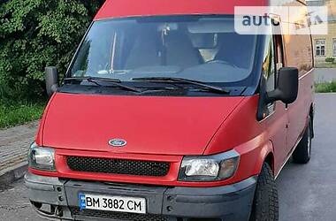 Микроавтобус грузовой (до 3,5т) Ford Transit груз. 2000 в Шостке