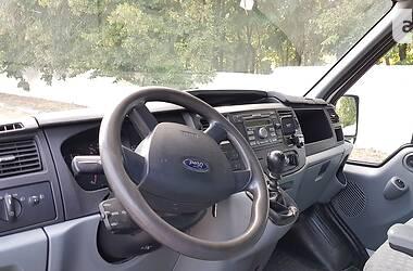 Легковой фургон (до 1,5 т) Ford Transit груз. 2013 в Никополе
