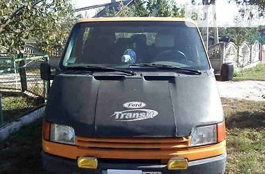 Ford Transit пасс. 1990 в Ровно