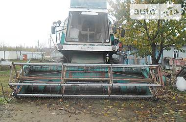 Fortschritt E-512 1982 в Кельменцах